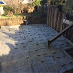 Basement construction in Dublin and Leinster.