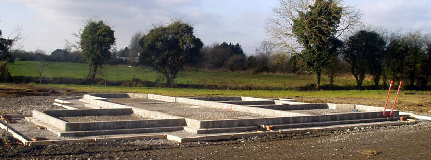 Foundations groundwork services in Dublin and Leinster